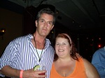 Rupert Everett and Mary Damiano