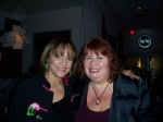 Valerie Harper and Mary Damiano