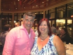 Bryan Batt and Mary Damiano