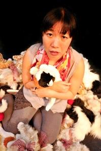 Kristina Wong Cat Lady