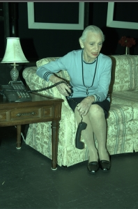 Harriet Oser in The Interview at The Women's Theatre Project in Boca Raton