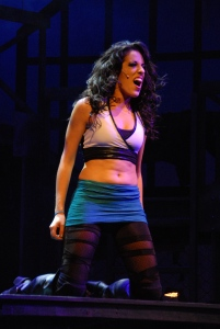 Abby Perkins in Rent