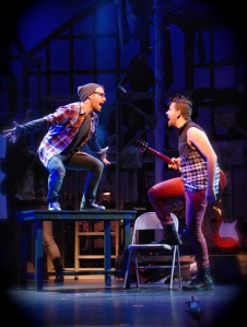 Mike Westrich and Bruno Faria in Rent