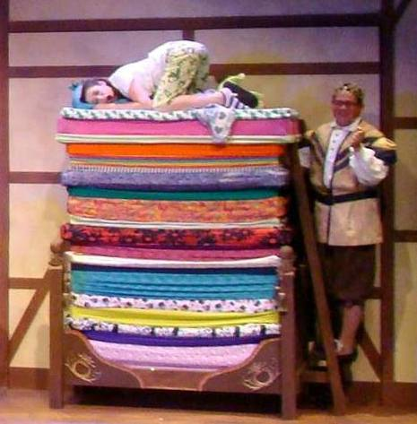 OUAM Bed