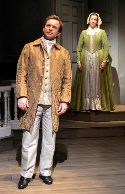 Gary Cadwallader & Laura Hodos in 1776
