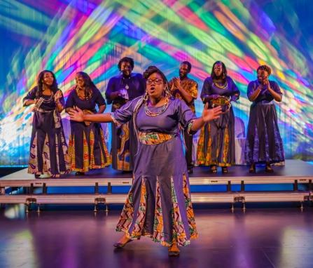 GT Choir Brianna